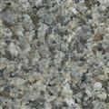 Cutted green granite