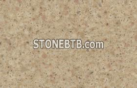 Khaki man made quartz Artificial quartz