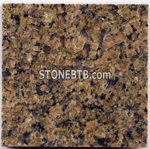 Brown Saudi granite