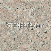 Red honed granite