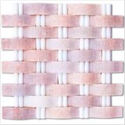 Pink mosaic projects