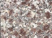 Red Fujian granite