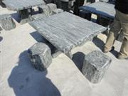 Granite gardening table