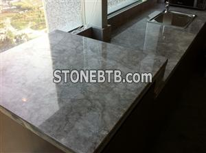 Gray Marble Violet