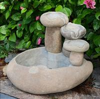 Smart Park Rockery with Fishpond