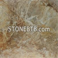 Yellow Brown Ceramic Tile  Vitrolite Floor Tile