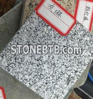 Gray Granite Slab and Tile G688