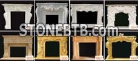 Customized Fireplaces