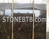 Coffee Emperador China Marble Slabs Tiles