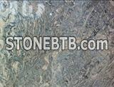 Multicolor Grain China Colorful Spray Granite