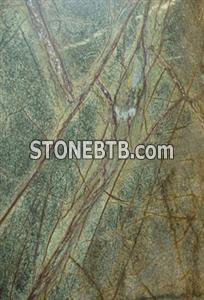 Green Rainforest Marble