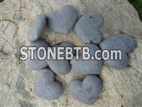 Heart Shape Decoration Stone