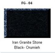Iran Granite Stone Black