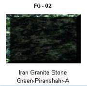 Iran Granite Stone Green