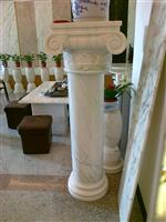 Marble Sculpture Column