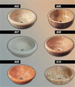 Natural stone bowls & stone sinks