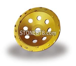 Quality Assurance! pcd grinding wheel