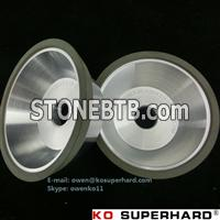 Resin diamond grinding wheel, resin diamond cutting wheel
