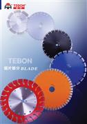 Diamond stone tool, diamond saw blade