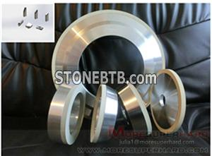Vitrified Grinding Wheels For PCD PCBN Tools