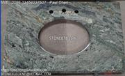 Green Jaideite Granite Vanity Top