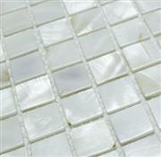 mother of pearl shell mosaic tile