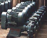 Horizontal pumps AO Series