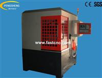 Full-enclosure metal mould cnc router