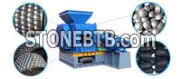Iron Powder Briquetting Machine/ Briquetting Machine/Fote Briquetting Machine