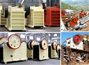 Stone Crusher/Stone Jaw Crusher/Stone Crushing Machine
