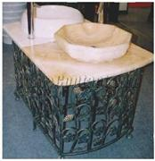 bathroom washing basin