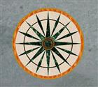marble medallion marble inlay pattern