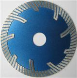 Deep Teeth Turbo Rim Diamond Blade