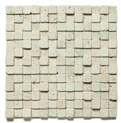 Cubic Beige Travertine