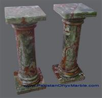 Onyx Pedestals Collections