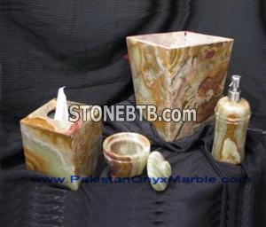 Onyx Bathroom accessories Collection