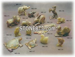 Onyx Marble HandiCrafts Prodcuts Collection