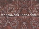 china red marble