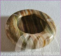 ASHTRAY ONYX