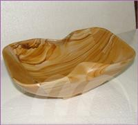 FRUIT DISH ONYX