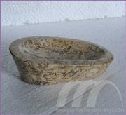 SOAP DISH MARBLE