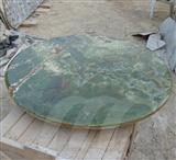TABLE TOP ONYX AND MARBLE