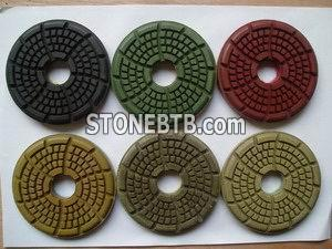 3 5 inch Floor Polishing Pads Diamond Polishing Discs