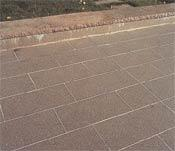 Tiles With Sawn Edges-Semi-polished surface