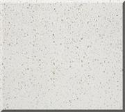 Crystal white artificial marble