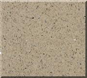 Cream Mirror Quartz Stone Solid Surface