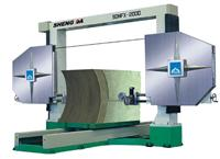 Granite Marble Wire Saw Cutting Machine (CNC)