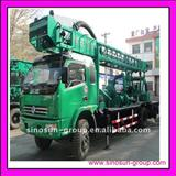 truck mounted drilling machine