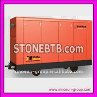 Explosion Protection Screw air compressor for Underground Mining
