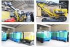 High Quality Drilling Rig Manufacturer-SSJX460